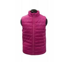 Жилет розовый H&M